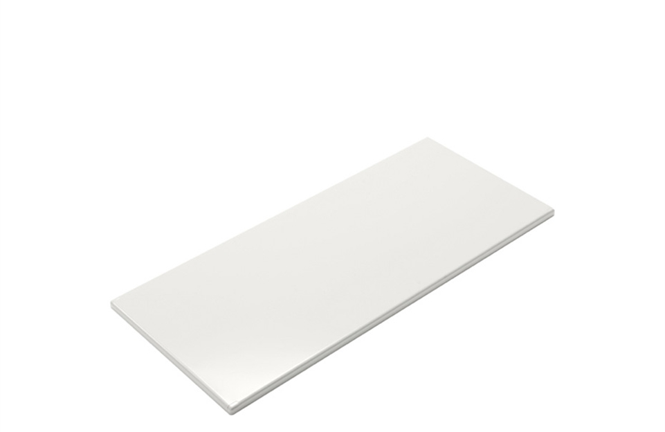 Melamine top for Multiplan table.